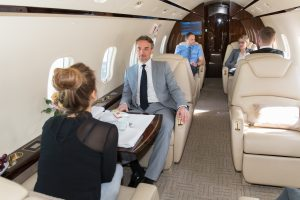 corporate jet charters
