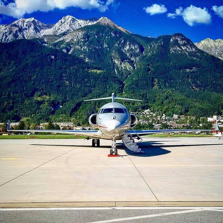 choosing private jet company